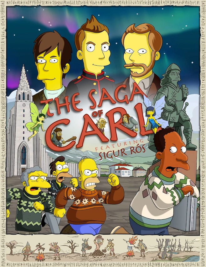 The Simpsons feat. Sigur Ros